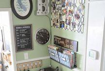 CRAFT ROOM IDEAS / by Beverly Jo Dawson
