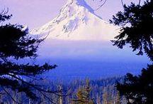Mountains / by Kurt Morrison