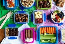 i hate school lunches / by Seven Cherubs