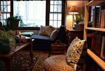 houses|interiors / by Eva Muse