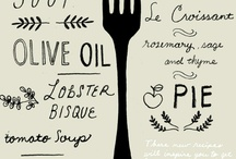 Typography, Fonts + Hand Lettering / by Karly A. Young