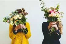 Flowers / by Montréal Bobo