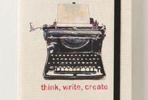 Journal.  / by Becca Scott