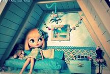 dollhouses|dolls|miniatures / by Eva Muse