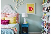 Lil girls room / by Tricia Gielow-Mikos