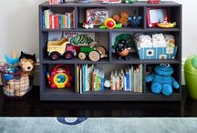 Lil boys room / by Tricia Gielow-Mikos