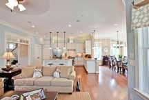Living room / by Tricia Gielow-Mikos