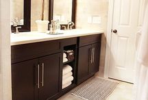 Master bathroom / by Tricia Gielow-Mikos