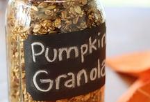 Pumpkin Recipes / by Karen W.