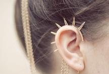 Ear + / ear accessory  / by yurichurri