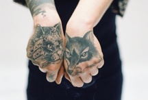 Ink + / tatoo, body paint, henna / by yurichurri