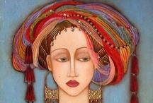 Possiveis mulheres / by Doris Sueli Teixeira