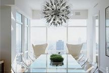 Interiors: Dining Rooms / by Angela @Tres Chere