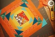 Quilt Blocks, borders & backs / by Kim Grace