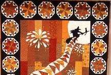 Quilts-Fall/Halloween / by Kim Grace