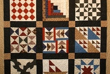 Quilts-Sampler/Row / by Kim Grace