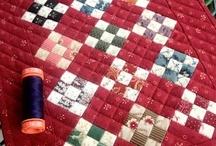 Quilts-Nine Patch / by Kim Grace