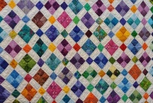 Quilts-Four Patch / by Kim Grace