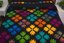 Quilts-Bear Paw & Delectable Mtns / by Kim Grace