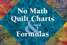 Quilting Math and Measurements / by Kim Grace