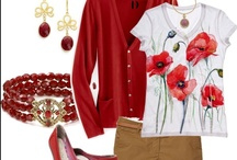 Style - Red / by Cammie Hackney