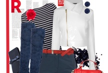 Style - Blue/Navy / by Cammie Hackney