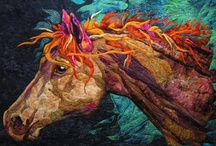 Quilts-Art/Animals / by Kim Grace