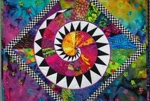 Quilts-Art/Patchwork / by Kim Grace