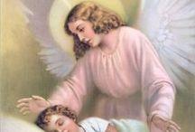adorable angels / by Jane AnnJimmie Britt