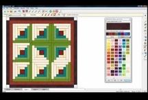Quilt Patterns-EQ / by Kim Grace