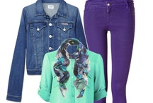 Style - Purple / by Cammie Hackney