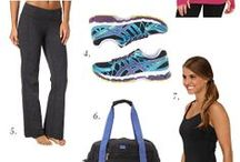Fit Fashion / Resolutions, fitness, inspiration and more. Get ready for a New Year and a New You.  / by Zappos