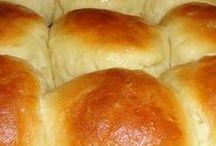 Bread / by Jane AnnJimmie Britt