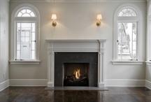 Fireplace / by Trisha Troutz