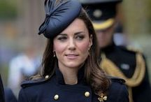 Kate, Duchess of Cambridge / A board dedicated to Her Royal Highness, Catherine, The Duchess of Cambridge. / by Aisha S
