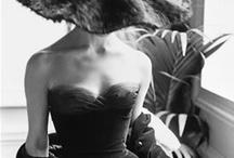 Vintage Fashion / by Niri Uribe