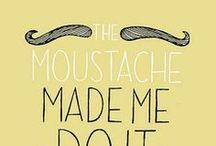 Mustache party / by Emily Lunt