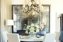 DINE of the times / dining room decorating ideas / by Max Rush
