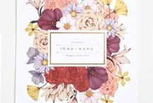 Wedding invitations / by Sound of Chic