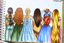Disney<3 / by Haley Stevens