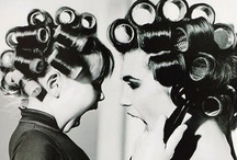 hair hair hair and other beauty things... / by Janet Marsh