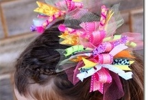 BOWS for my GIRLs / by Janet Marsh