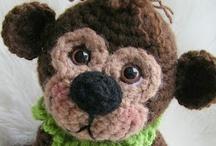 Knitting & Crochet / by Ashlei Wood