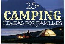 Moms Camping  / by Elizabeth Woodcook