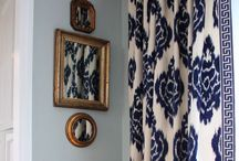 Fantastic Fabrics / I love beautiful fabrics. / by Amanda Barnett
