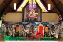 Kingdom Rock Totally Catholic VBS / Catholic Edition - with imprimatur on all components and orginal Catholic content / by Our Sunday Visitor Curriculum Division