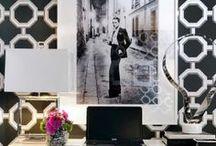 Work Spaces... / by Karen Lizette