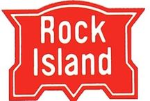 Rock Island Railroad / by Barbara Vaughn LaBoube