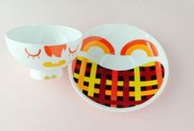 Birdie Teacups / Cups and saucers for the sweetest & cosyest teatime.  / by Camila Prada