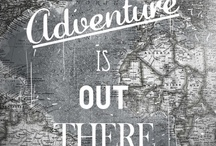 My Future Adventures / by Jessica Hill